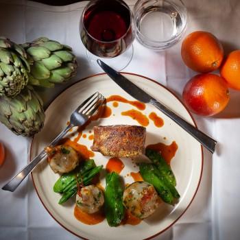 Grazia : Une cuisine précise