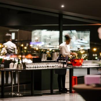 L'Infra Rouge : Un restaurant soigné et délicat