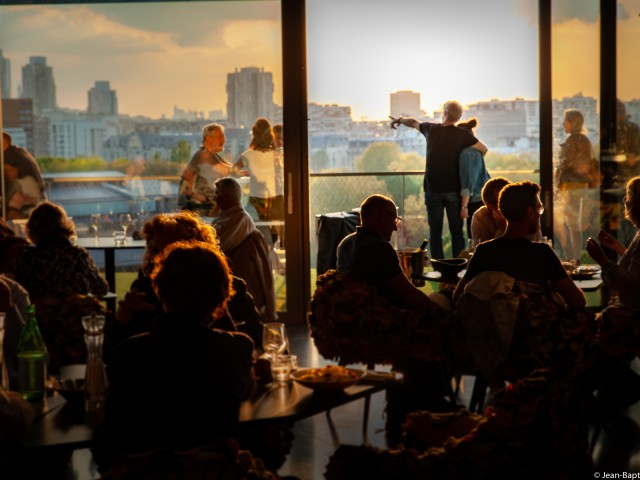 Restaurant Le Balcon